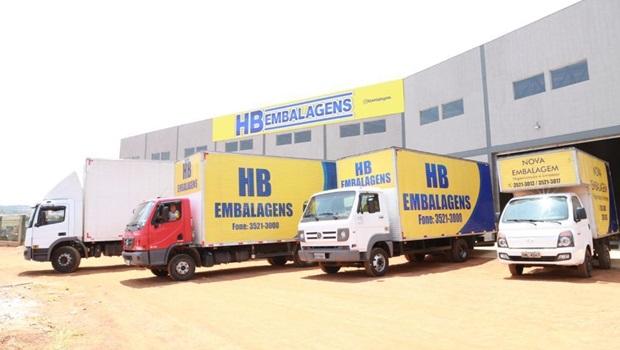 Com investimento de R$ 1 milhão, Grupo HB Embalagens inaugura Centro de Distribuição em Trindade