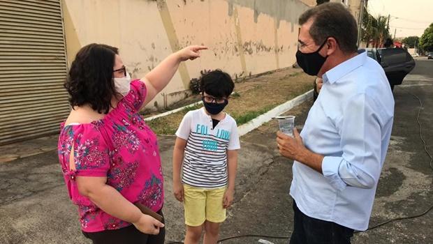 """""""Ele continua ligado às raízes do passado, eu estou pensando no futuro"""" diz João Gomes sobre Gomide"""