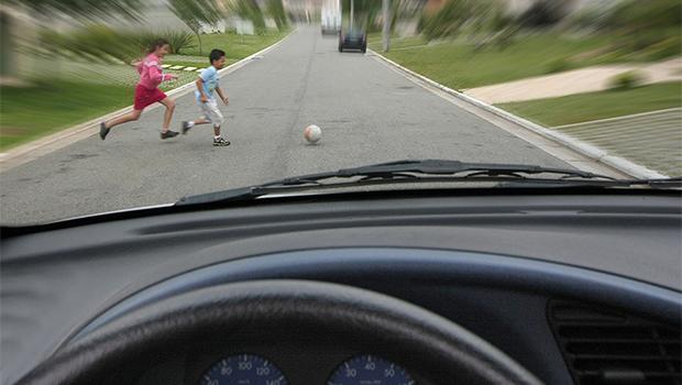 73% das crianças e adolescentes que se acidentaram no trânsito tiveram sequelas permanentes
