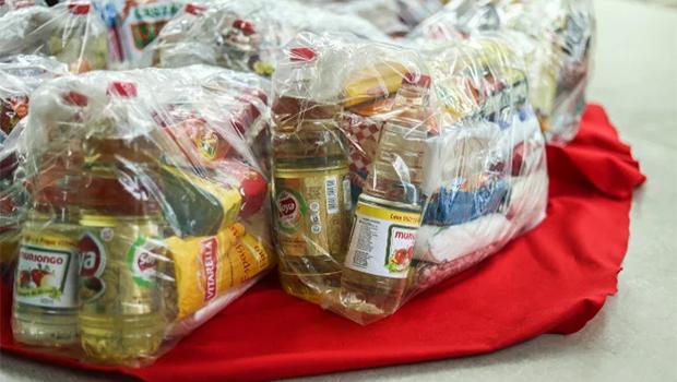 Empresa oferece declaração de IR em troca de doação de cesta básica em Goiânia