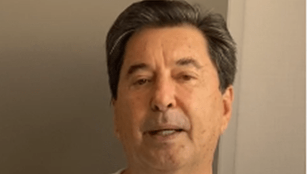 """""""Estou no hospital para tomar vitaminas e soro"""", diz Maguito em internação por Covid-19"""