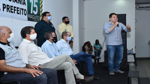 """""""Não eleger Maguito seria um prejuízo muito grande para a cidade"""", dispara Agenor Mariano"""