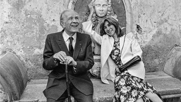 Maria Kodama divulga texto inédito de Jorge Luis Borges. Brasileiro descobriu carta