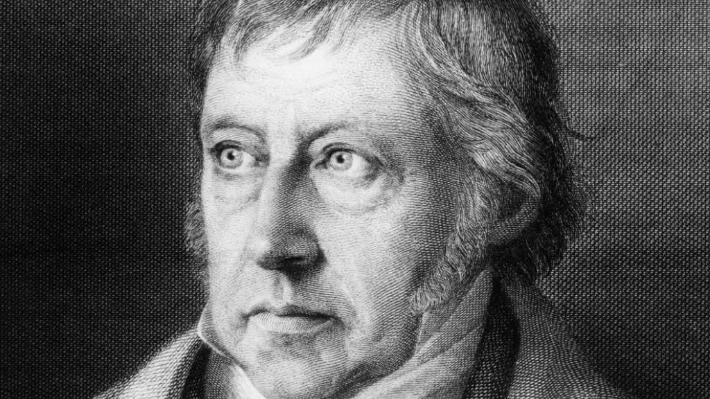 A leitura de Hegel fundamental hoje e sempre