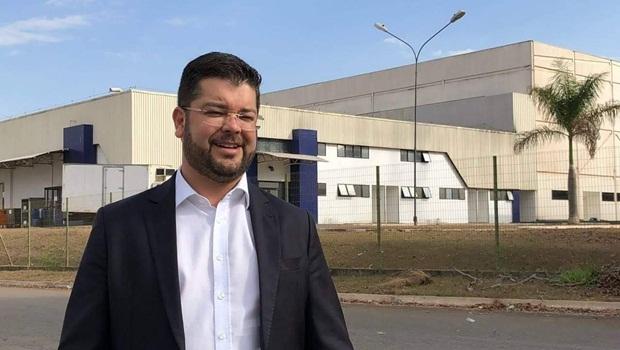 Vereador eleito em Anápolis, Leandro Ribeiro, do PP, é o campeão de votos na cidade em 2020