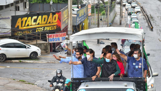 Na reta final da disputa, novos apoiadores de Maguito intensificam ações de campanha em Goiânia