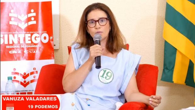 Vanuza Valadares será a primeira mulher a gerir a Prefeitura de Porangatu