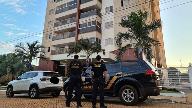 PF desarticula grupo criminoso suspeito de fraudes à licitação e corrupção no Tocantins