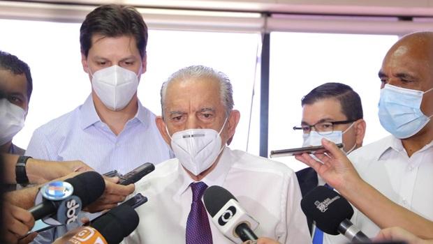 Iris diz que Daniel Vilela tem autoridade para liderar prefeitura de Goiânia na ausência de Maguito