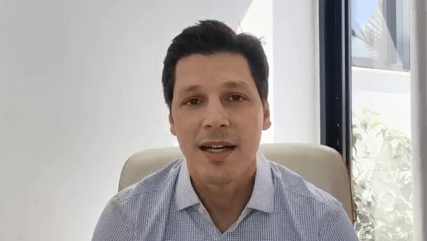 Daniel Vilela diz que Maguito está superando a Covid-19