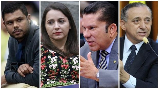 Polarização entre dois grupos marca articulações para eleição da Mesa Diretora