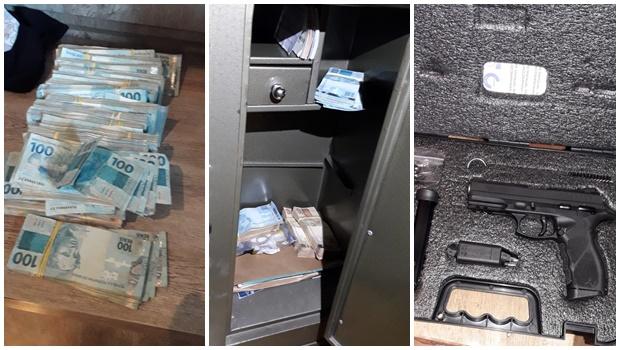 Gaeco cumpre mandados em Luziânia em investigação de fraudes em negociação de lotes e terrenos
