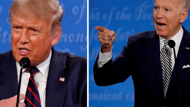 Trump declara vitória sem término das apurações e Biden manifesta confiança nos resultados