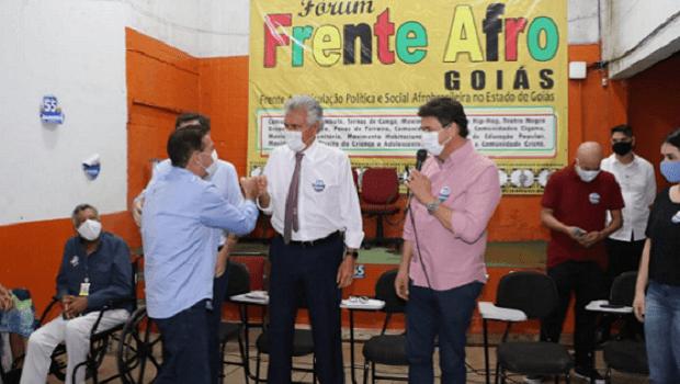 Lissauer Vieira declara apoio a Vanderlan Cardoso