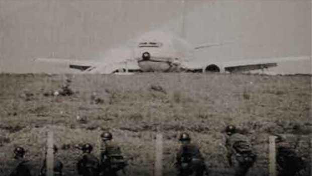 Avião sequestrado pousou em Goiânia