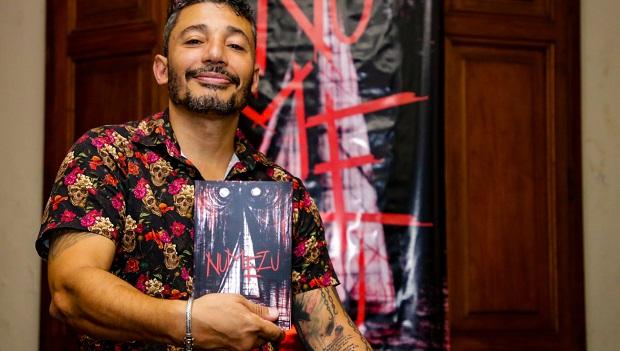 Romancista da nova geração abre portas para a literatura de terror