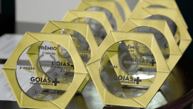 Detran-GO recebe prêmio por transparência