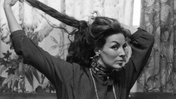 A mística beleza de Maria  Félix