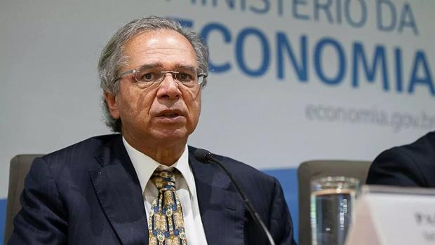 Ministério da Economia denuncia golpe envolvendo nome de Paulo Guedes