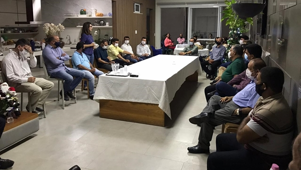 Vanuza Valadares encabeça grupo de prefeitos da região norte em busca de recursos para região