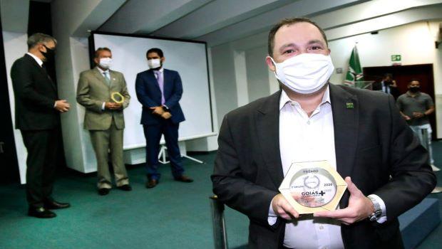 Prêmio Goiás Mais Transparente reconhece trabalho de órgãos públicos na promoção da eficiência
