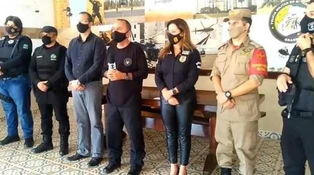 Diretoria Penitenciária anuncia transferência de mais de mil presos de Aparecida