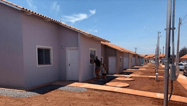 Governo de Goiás completa entrega de 140 moradias em Bonfinópolis