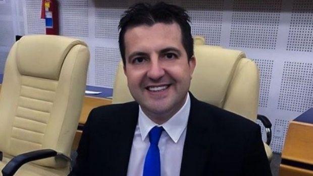 Dr. Gian avalia positivamente cenário com Sandes Júnior na liderança do prefeito na Câmara