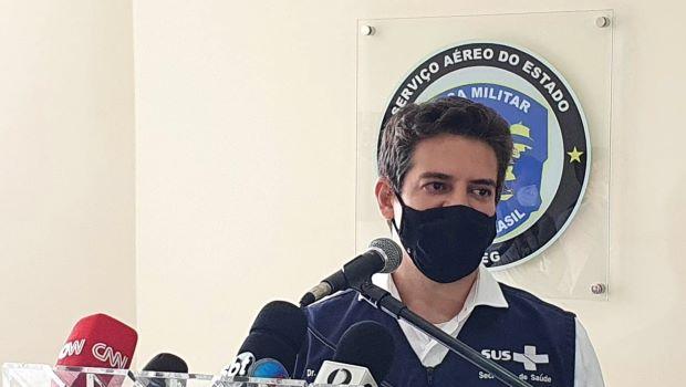 Secretário Estadual de Saúde espera a chegada de 32 pacientes de Manaus hoje, 18, em Goiânia