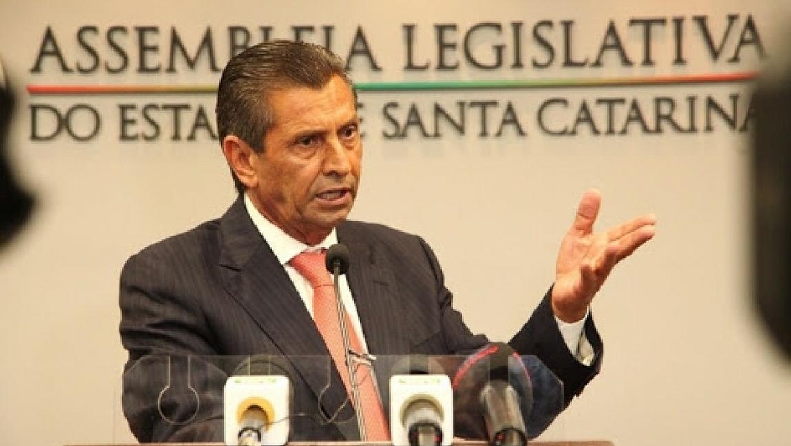 Polícia Federal prende presidente da Assembleia Legislativa