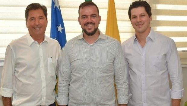 Mendanha pode bancar aliança do MDB com Caiado desde que Daniel esteja na chapa majoritária
