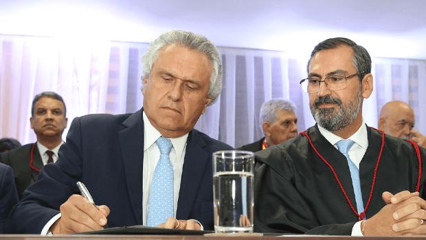 Governo de Goiás e MP irão agir em conjunto para coibir irregularidades na vacinação