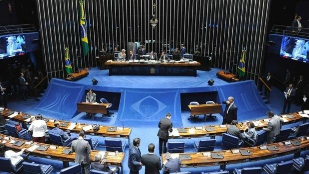 Proposta que viabiliza novo auxílio emergencial é aprovada em 1° turno no Senado; texto voltará à discussão nesta quinta