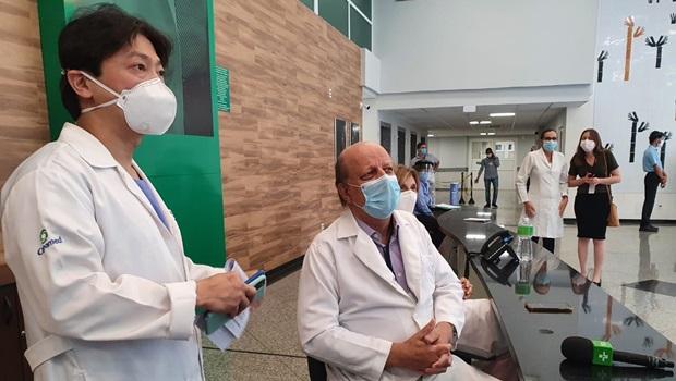 Paciente de Manaus que morreu em Goiânia tinha 54 anos e sofreu duas paradas cardiorrespiratórias