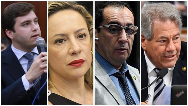 """Parlamentares goianos avaliam """"vazio"""" deixado por nomes como Maguito, Iris e Marconi"""