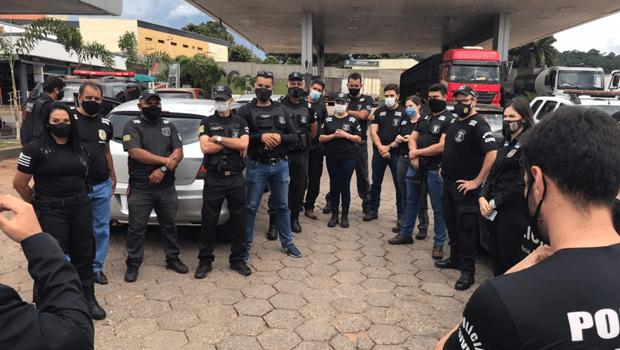 Ex-prefeito de Firminópolis, Jorge do Escritório é preso em operação da Polícia Civil