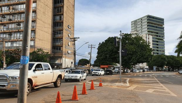 Velório de Maguito altera trânsito na Praça Cívica