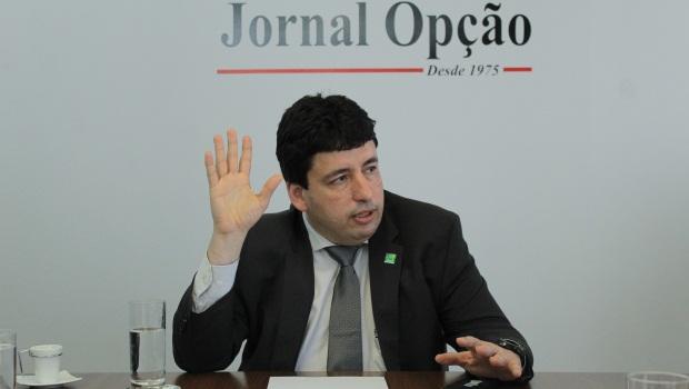 """""""Este governo tem várias e boas razões para privatizar a Celg GT"""", afirma Adriano da Rocha Lima"""