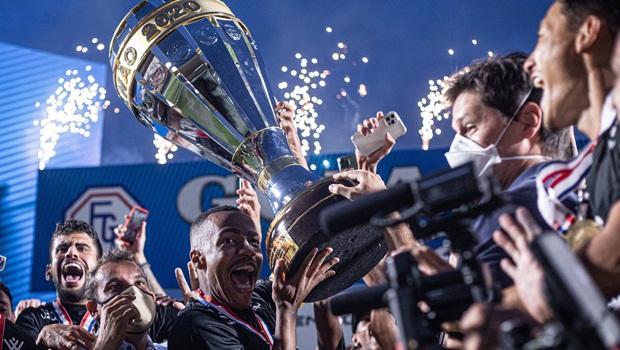 Nos pênaltis, Atlético conquista 15º título do Campeonato Goiano