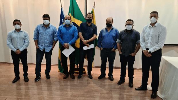 Prefeitos da região do Vale do São Patrício se reúnem e decidem anunciar novas medidas para conter o avanço da Covid-19