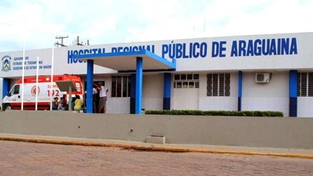 Idosos são transferidos para o Hospital Regional de Araguaína, após intervenção do Ministério Público