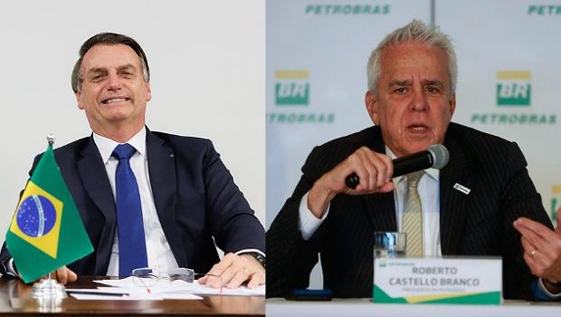Cumprimento de protocolos de Covid-19 teria sido estopim para Bolsonaro demitir Castelo da Petrobrás