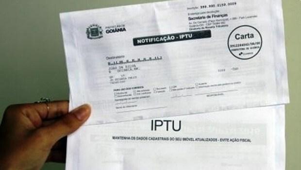 Prazo para pagar o IPTU com desconto e sem juros termina nesta segunda-feira, 22
