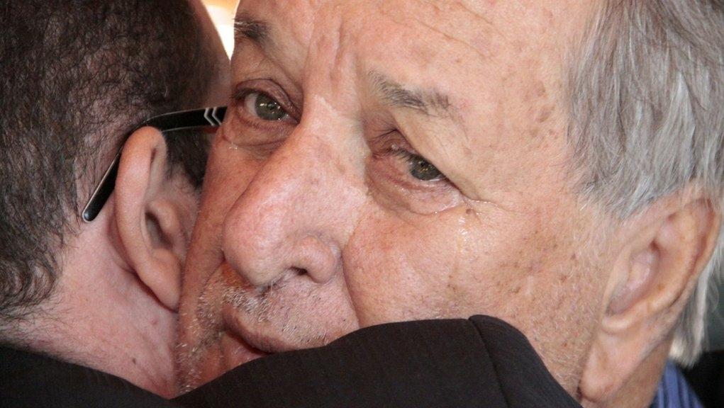 Mané de Oliveira morreu sem ver o julgamento dos acusados de assassinar seu filho Valério Luiz