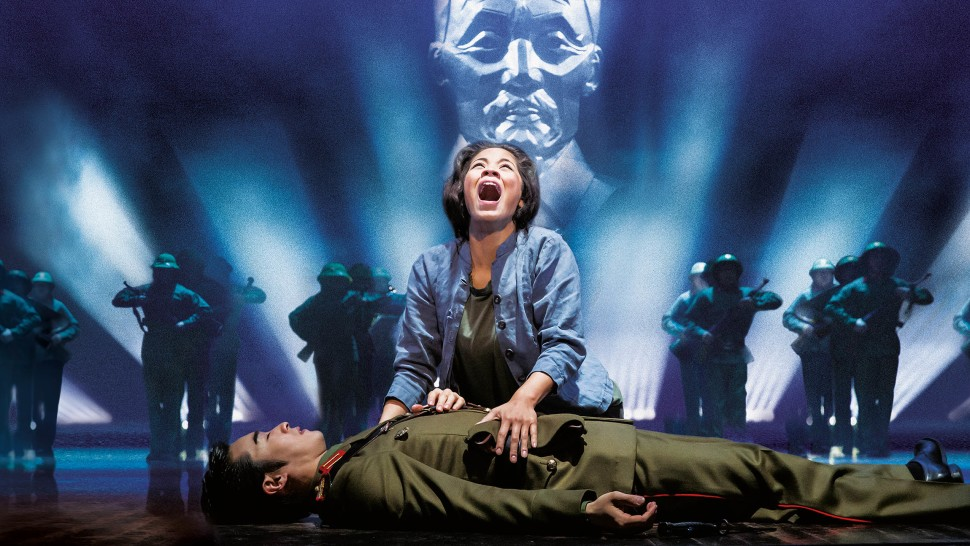 A mágica beleza do teatro musical