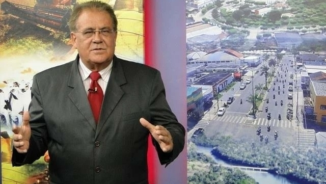 Jornalista Paulo Becker, de afiliada da Record TV, morre de complicações da Covid-19