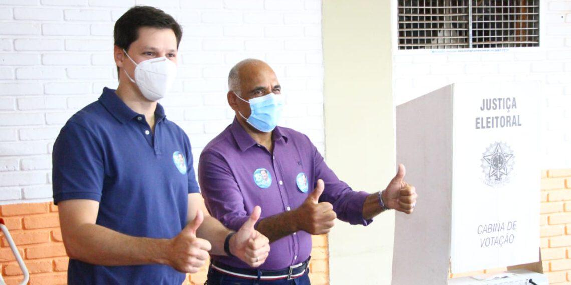 Daniel Vilela descarta rompimento com o Paço e diz que Rogério Cruz tem sido correto com o projeto eleito