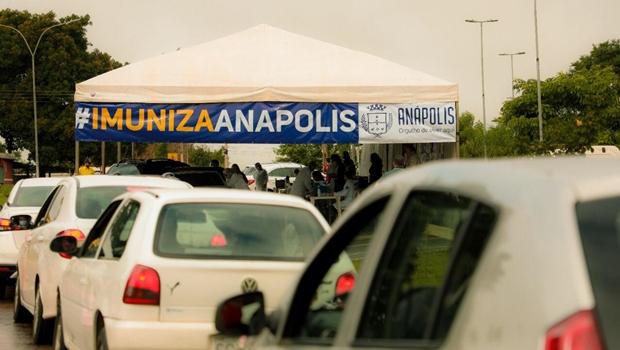 Prefeitura de Anápolis será obrigada a imunizar presos para seguir plano de vacinação