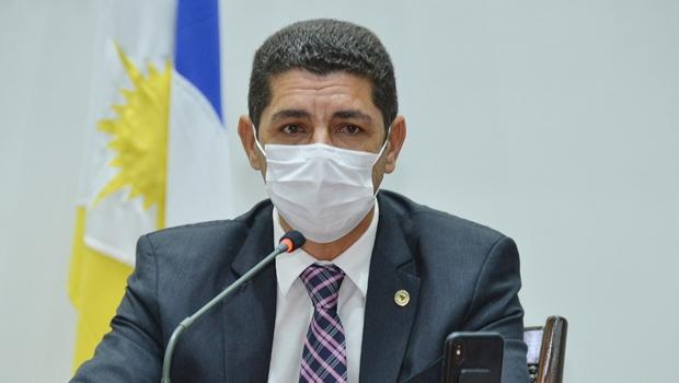 Deputado estadual Valdemar Júnior pede implantação de 10 novos leitos de UTI em Porto Nacional