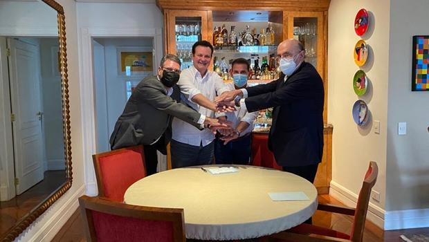 Henrique Meirelles se filia ao PSD